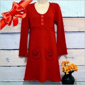 ❣️DEREK HEART Knit Dress #06801P0908015R100